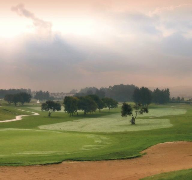 Mijas Golf Los Olivos Hoyo 17