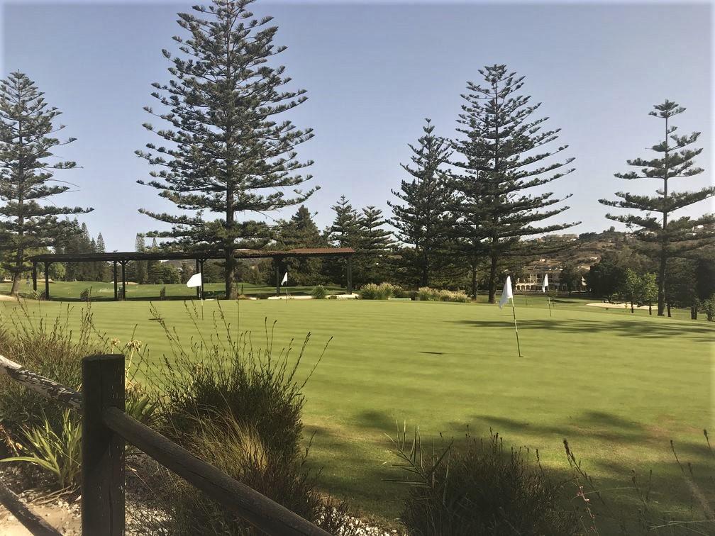 Mijas Golf Club - Chipping Green