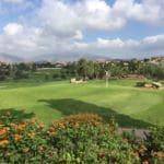 Mijas Golf Los Olivos Green en Verano