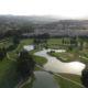 Mijas Golf Olivos foto Aérea