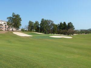 Mijas Golf Los Lagos Calle Hoyo 2