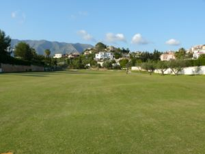 Mijas Golf Los Olivos Calle Hoyo 12
