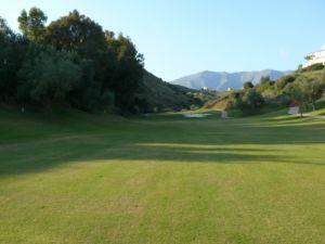 Mijas Golf Los Olivos Calle Hoyo 13