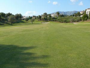 Mijas Golf Los Olivos Calle Hoyo 4