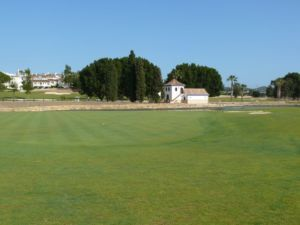 Mijas Golf Club Los Lagos Green Hoyo 11