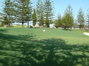 Mijas Golf Los Lagos Green Hoyo 18