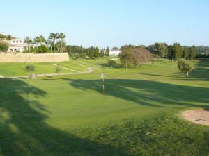 Mijas Golf Los Olivos Green Hoyo 11