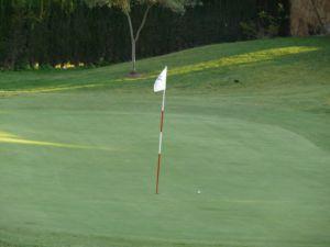 Mijas Golf Los Olivos Green 14