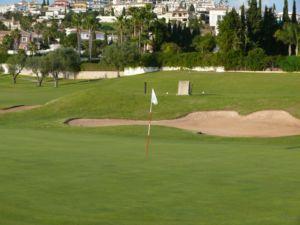 Mijas Golf Los Olivos Green 15