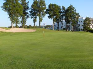 Mijas Golf Los Olivos Green 16