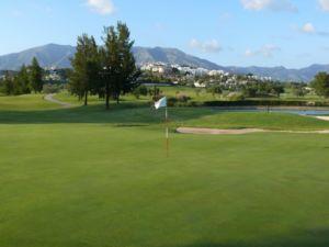 Mijas Golf Los Olivos Green 17