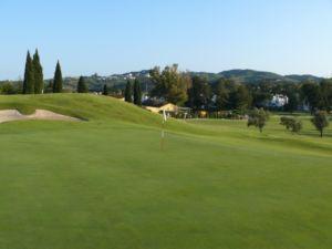 Mijas Golf Los Olivos Green 18