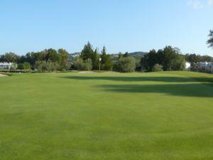 Mijas Golf Los Olivos Green Hoyo 5