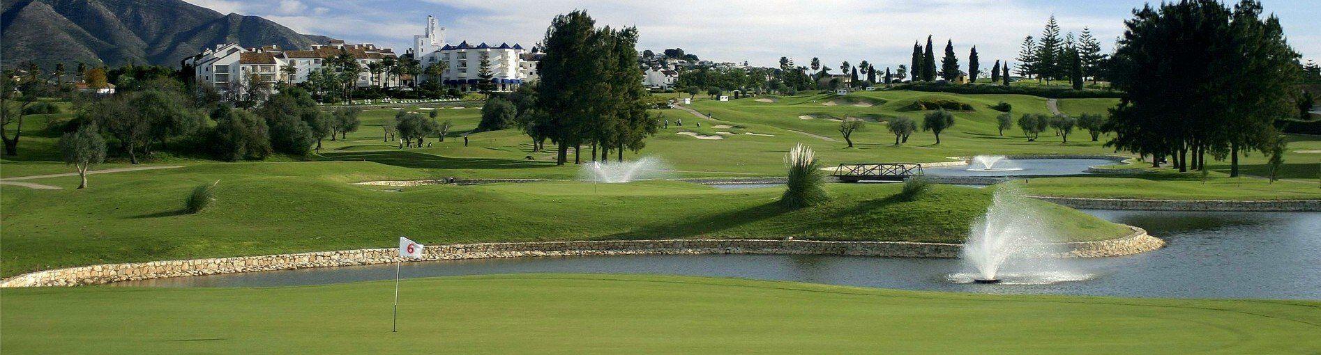 Mijas Golf Los Olivos Panorámica