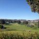 Mijas Golf Los Olivos Hoyo 10 Vista con Flores