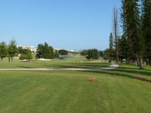 Mijas Golf Los Lagos Tee Hoyo 13