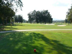 Mijas Golf Los Lagos Tee Hoyo 16
