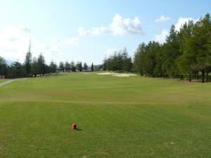 Mijas Golf Los Lagos Tee Hoyo 18