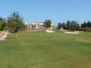 Mijas Golf Los Lagos Tee Hoyo 2