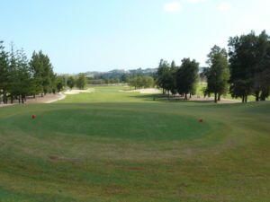 Mijas Golf Los Lagos Tee Hoyo 3