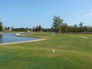 Mijas Golf Los Lagos Tee Calle 8