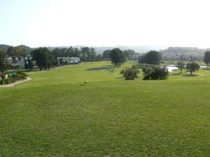 Mijas Golf Los Olivos Tee Hoyo 10