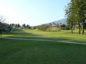 Mijas Golf Los Olivos Tee Hoyo 11