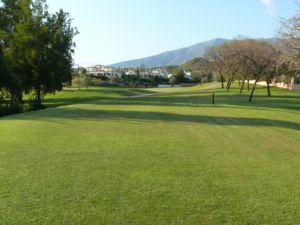 Mijas Golf Los Olivos Tee Hoyo 12