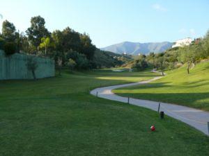 Mijas Golf Los Olivos Tee Hoyo 13