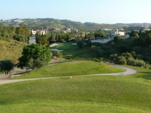 Mijas Golf Los Olivos Tee 14