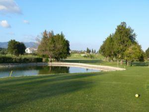 Mijas Golf Los Olivos Tee 18