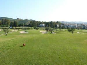 Mijas Golf Los Olivos Tee Hoyo 3