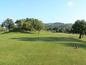 Mijas Golf Los Olivos Tee Hoyo 5