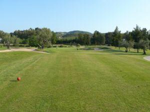 Mijas Golf Los Olivos Tee Hoyo 6