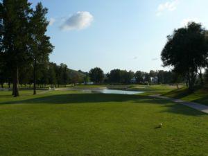 Mijas Golf Los Olivos Tee Hoyo 8