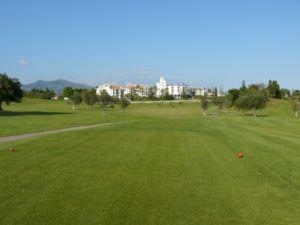 Mijas Golf Los Olivos Tee Hoyo 9